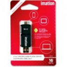 Imation-16GB 2in1 Micro USB Flash