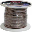 Pyle- 16-Gauge 50' Spool of High-Quality Speaker Zip Wire