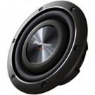 "Pioneer-8"" 600-Watt Shallow Subwoofer with Dual 2 ohm Voice Coils"