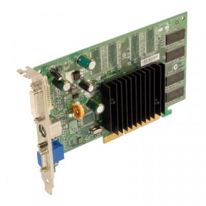 NVIDIA P162 GEFORCE MX440 VIDEO CARD AGP -