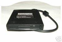 """Dauphin DTR1 3.5"""" External Floppy Drive"""