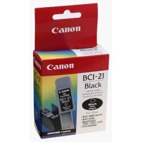 Canon BCI-21 Ink Tank (Black)