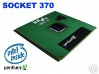 INTEL PENTIUM III P3 550MHZ SOCKET 370 SL3QA CPU