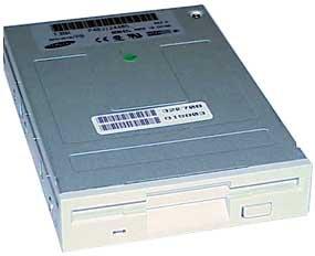 Samsung 1.44MB 3.5 34Pin Floppy Drive SFD-321B-TGA