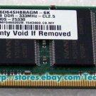 NANYA 256MB DDR 333MHz CL2.5 PC2700S-25330 Ram