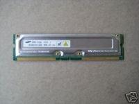 SAMSUNG RDRAM 64MB PC800-45 Memory