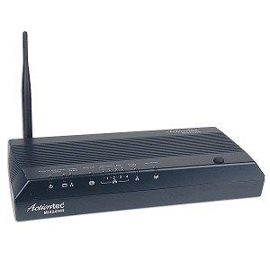 Actiontec MI424WR Rev. D 4-Port Wireless 802.11g 54Mbps Router