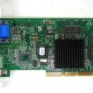 IBM Nvidia Riva TNT2 Mod 64 AGP 16MB Video Card FRU: 19K5340
