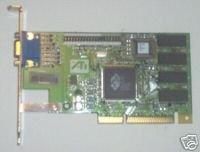 ATI Rage Pro Turbo AGP PN 109-48400-10 VER. 2.0