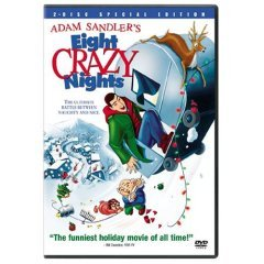 Adam Sandler's Eight Crazy Nights (Two-Disc Special Edition) (2002)