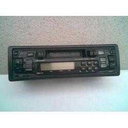 JVC KS-RT600 Cassette Tape Player Detatchable