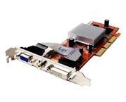 ASUS A9250/TD/128 Radeon 9250 128MB 64-bit DDR AGP 4X/8X Video Card - Retail