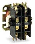 25 to 30 Amp 2 Pole Contactor 24 Volt Coil Standard Duty PN HN51KB024