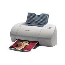 Lexmark Z 45se Color Jetprinter Color Ink-jet printer - 15 ppm