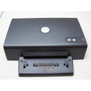 Dell Latitude / Inspiron - D/Dock Advanced Port Replicator for Dell Laptops PD01X