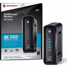 ARRIS SURFboard SB6121 DOCSIS 3.0 Cable Modem - Retail Packaging - Black