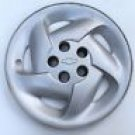 "'92-'99 CHEVY BARETTA CAVALIER,14"",USED HUBCAP (4), ENGRAVED LOGO,570-03205 10172987"