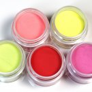Colored Acrylic Set E