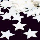 """WHITE STARS 1/4"""""""