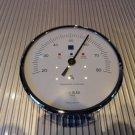 Elie Bleu Original Replacement Hygrometer 3.5 diameter Silver finish