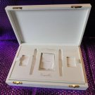 "s.t.dupont ltd edition "" Versailles"" collector  set empty  original box only"