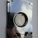 S.T.Dupont Etched Chrome  Cigar Cutter Only  BNIB