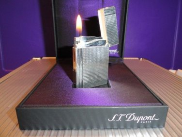 s.t.dupont gatsby diamond head model no. 018139 in original box