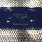 Fuente Destino Siglo 2012  Ltd Blue  Lacquer  traveldor new  in the box
