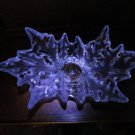 """Lalique Champs Elysees Crystal Bowl  18"""" wide  x 7.5"""" Tall"""