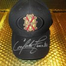 Fuente  Opus X Black Baseball Cap new without tags signed