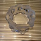 "lalique GAO ashtray without the original box 4"" diameter"