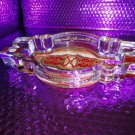 Opus X Ltd Edition Crystal Ashtray new without  the original  box