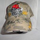 USMC Bulldog Baseball Cap