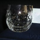 Faberge Crystal Old Fashion Bubble Glass new
