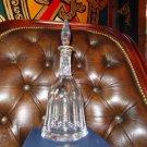 Faberge Crystal Aurora  Decanter NIB