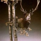 "Mark Hopkins Bronze Sculpture  ""Among the Aspen"" 22 in."
