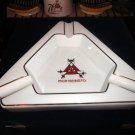 Montecristo Ceramic Cigar Ashtray new without the original box