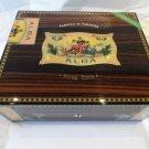 Elie Bleu Flor de Alba Rosewood Humidor 75 Ct without  the original box