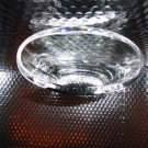 "Mario Cioni Large Crystal Oval  Vase made in Italy new no box 9.75"" H x 6.25"" W"