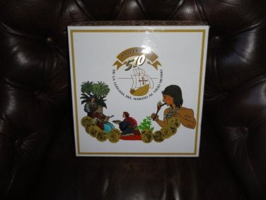bidasoa ltd edition 510  aniversario ashtray in the original box