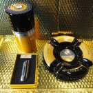 cohiba maduro 5 ashtray , cohiba cigar jar & cohiba pocket lighter