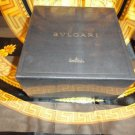 "Bvlgari Crystal Ashtray by Rosenthal measures 5.5"" x 5.5"" square  NIB"