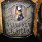 Napoleon Cigar Co. Bronze custom patina