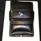s.t.dupont black leather lighter case for L1 Lighter new in the original box NIB