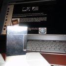 Davidoff Prestige Lighter Lines Diamond Cut, Silver Plated