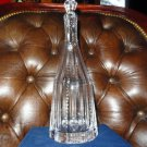 Faberge Crystal Aurelia Decanter without the original box