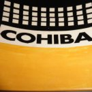 cohiba ceramic cigar ashtray - preowned without the original box