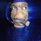 coffee mug cigar smoking man new without the box # 004