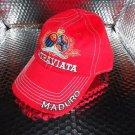 CAO MADURO RED LOGO BALL CAP