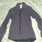 Artine mens casual dress shirt large